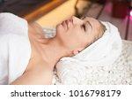 portrait of beautiful woman  ... | Shutterstock . vector #1016798179