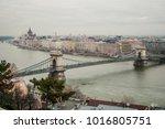 budapest hill side view | Shutterstock . vector #1016805751