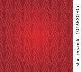 white chinese seamless pattern... | Shutterstock .eps vector #1016830705