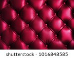 elegant saturated glossy pink... | Shutterstock . vector #1016848585