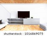 3d   illustration of portrait... | Shutterstock . vector #1016869075