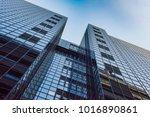 business office in london | Shutterstock . vector #1016890861