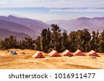 this is the view from nag tibba ... | Shutterstock . vector #1016911477