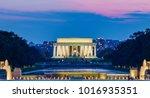 Lincoln Memorial At Night. See...
