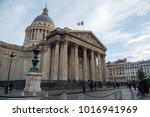 paris  france   january 03 ... | Shutterstock . vector #1016941969