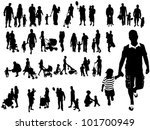 family | Shutterstock .eps vector #101700949