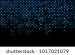 dark blue vector  layout with... | Shutterstock .eps vector #1017021079
