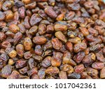 dates fruit  on sale at a local ...   Shutterstock . vector #1017042361