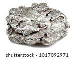 native silver nugget from... | Shutterstock . vector #1017092971