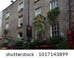 dublin  ireland   9 14 2016 ... | Shutterstock . vector #1017143899