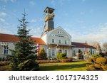 wieliczka  poland   jan 04 ... | Shutterstock . vector #1017174325