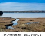 panoramic landscape of an... | Shutterstock . vector #1017190471