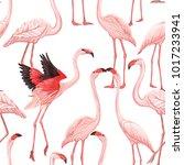 seamless pattern  background...   Shutterstock .eps vector #1017233941