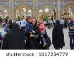 tehran  iran   april 27  2017 ...   Shutterstock . vector #1017254779
