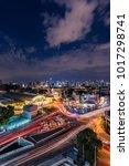 bangkok  thailand   december 16 ... | Shutterstock . vector #1017298741