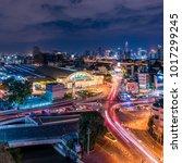 bangkok  thailand   december 16 ... | Shutterstock . vector #1017299245