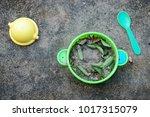 kid cooking toys | Shutterstock . vector #1017315079