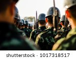 The thai military to join the...