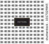 modern seamless pattern.... | Shutterstock .eps vector #1017329845