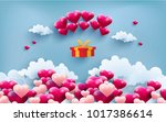 illustrations of love and...   Shutterstock .eps vector #1017386614