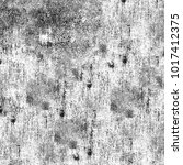 grunge black white. monochrome... | Shutterstock . vector #1017412375