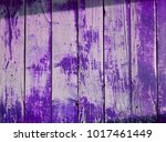 violet wooden background with... | Shutterstock . vector #1017461449