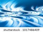 light abstract futuristic... | Shutterstock . vector #1017486409