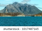 View Of The Rocky Shore And...