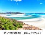 in australia the beach of...   Shutterstock . vector #1017499117