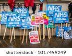 london  england. 3rd february... | Shutterstock . vector #1017499249