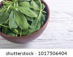 foto of fresh green baby... | Shutterstock . vector #1017506404