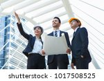 engineering and architecture... | Shutterstock . vector #1017508525