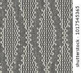 abstract wavy ornate mottled... | Shutterstock .eps vector #1017545365