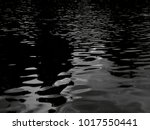 grunge dark black water texture ...   Shutterstock . vector #1017550441