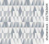 triangles seamless pattern.... | Shutterstock .eps vector #1017563644