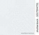 grid vector seamless texture.... | Shutterstock .eps vector #1017594751