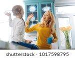 best friends. beautiful...   Shutterstock . vector #1017598795