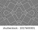 asymmetric checkered irregular...   Shutterstock .eps vector #1017603301