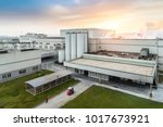 food processing center in china | Shutterstock . vector #1017673921
