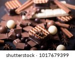 three different types of... | Shutterstock . vector #1017679399