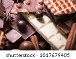 three different types of... | Shutterstock . vector #1017679405
