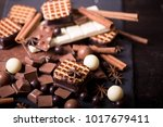 three different types of... | Shutterstock . vector #1017679411