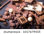 three different types of... | Shutterstock . vector #1017679435