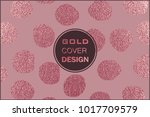 rose quartz glossy background.... | Shutterstock .eps vector #1017709579