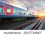 saint petersburg  russia  june... | Shutterstock . vector #1017714067