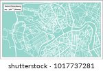 saint petersburg russia city...   Shutterstock .eps vector #1017737281