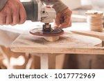 sander for wood   Shutterstock . vector #1017772969