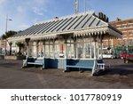 weymouth  united kingdom  ... | Shutterstock . vector #1017780919
