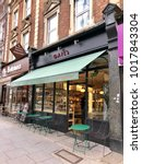 Small photo of LONDON - FEBRUARY 5, 2018: Gail's bakery and coffee shop in West Hampstead, London, UK.