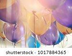 Balloon In Birthday Party...